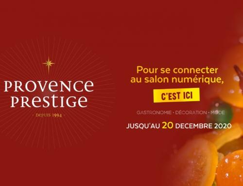 Provence Prestige 2020 : une édition numérique, contexte oblige