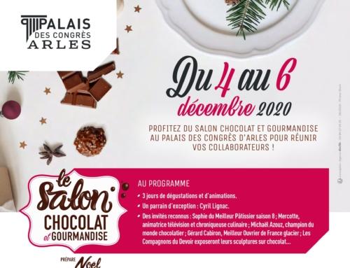 "Offre ""Salon Chocolat & Gourmandise"""